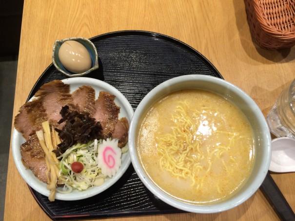 Pork Cheek Ramen with Shio Broth