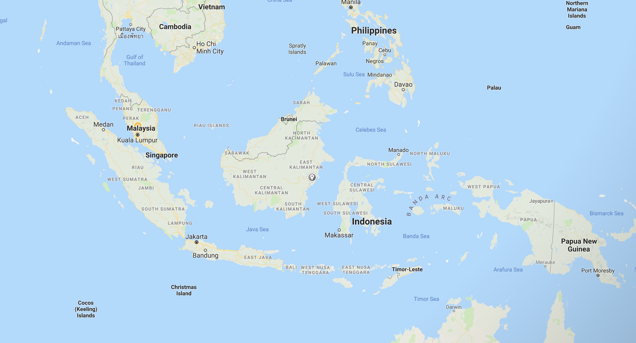 Indonesia\'s Getting a New Capital City ?!?