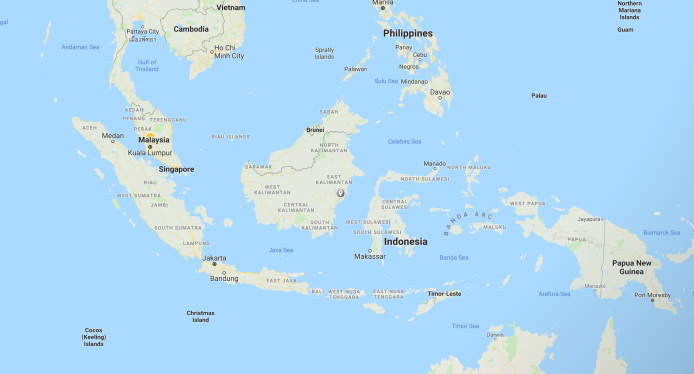 Indonesia S Getting A New Capital City